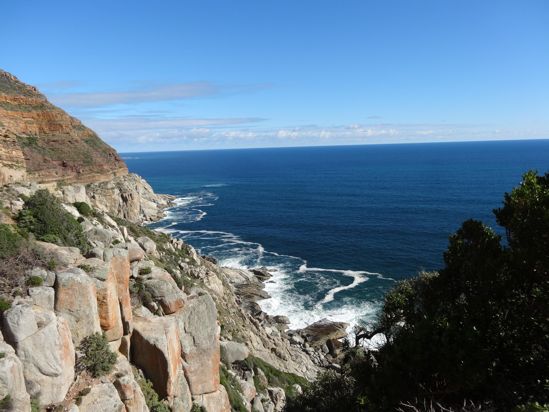 Richtung Cape Town