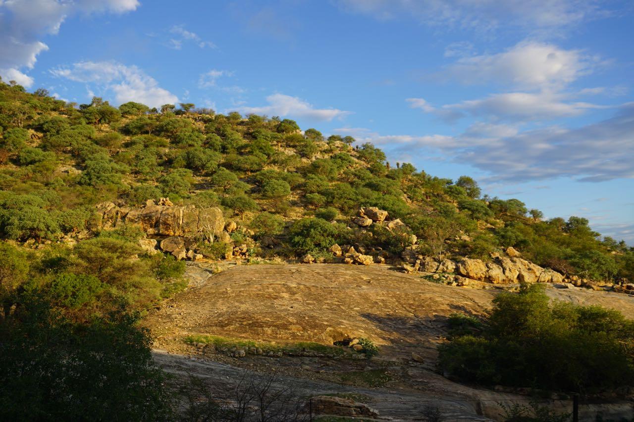 Weavers Rock