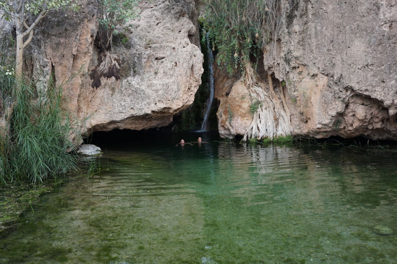 Ongongo Hot Springs