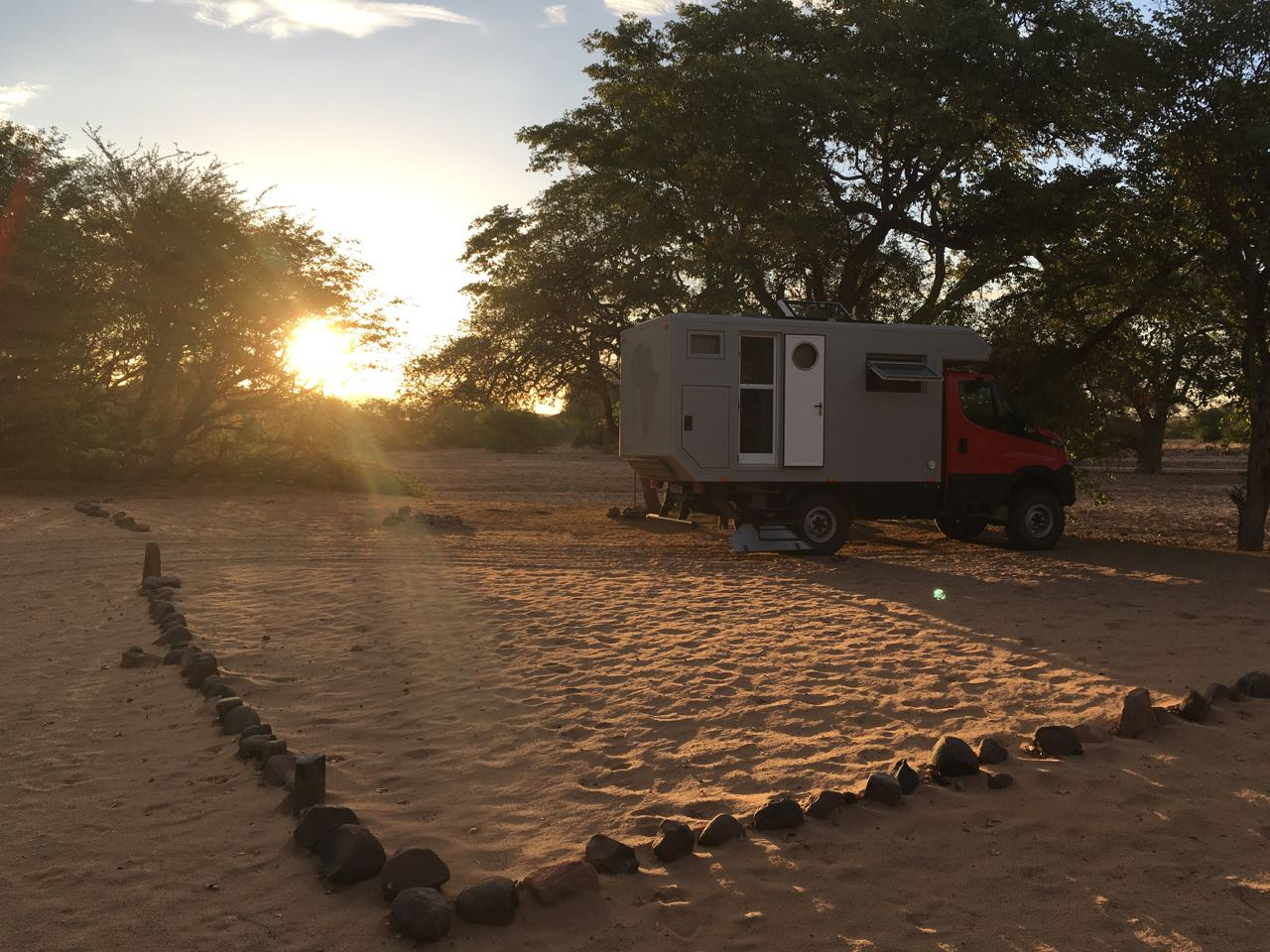 Abahuab Camping