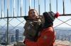 New York Empire Statue Building