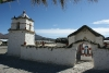 Adobe Kirche Parinacota 4450m