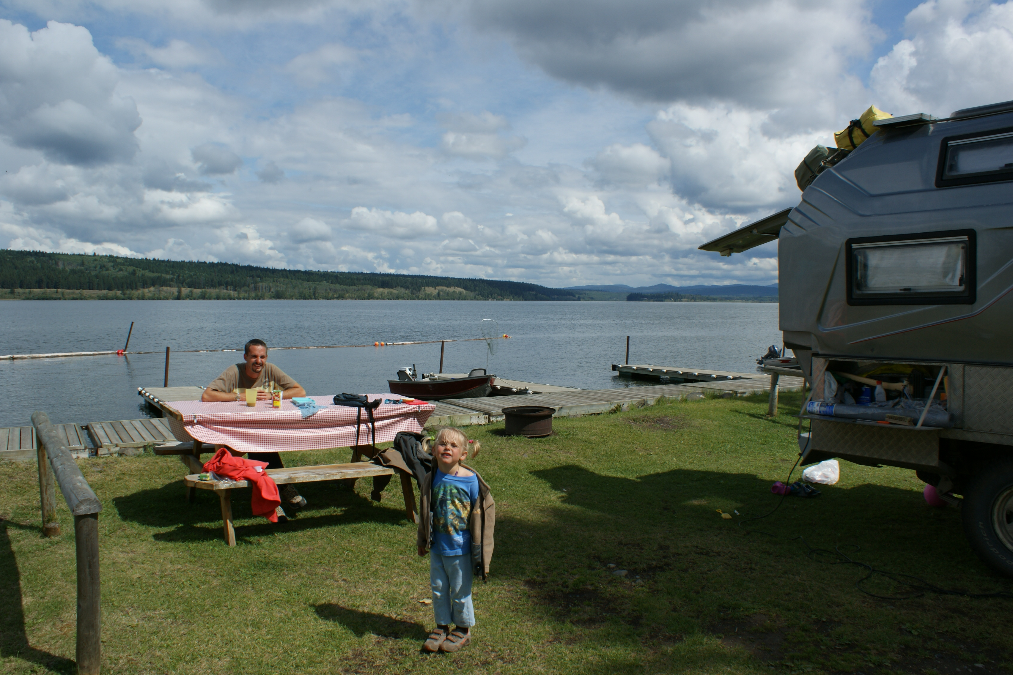 Horse Lake British Columbia