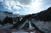 Weg zum Cinnamon Pass