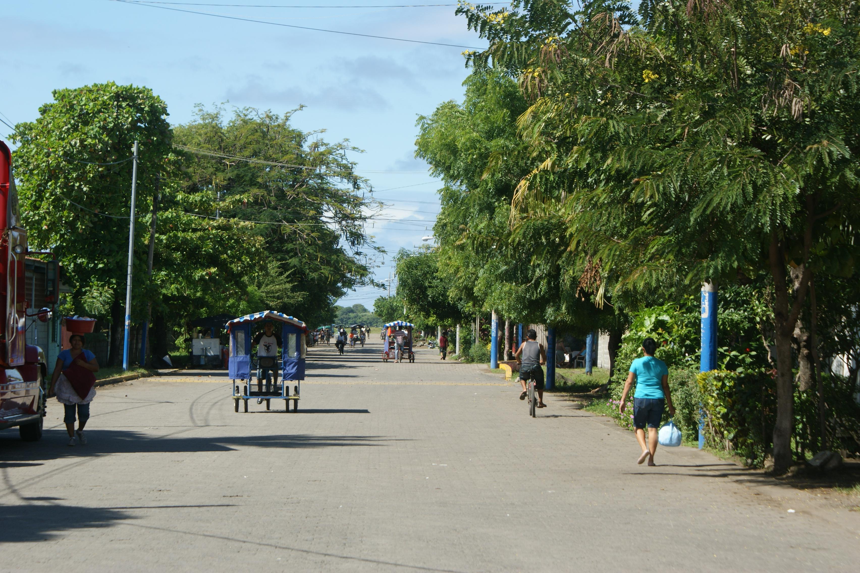 Nicaragua Corinto