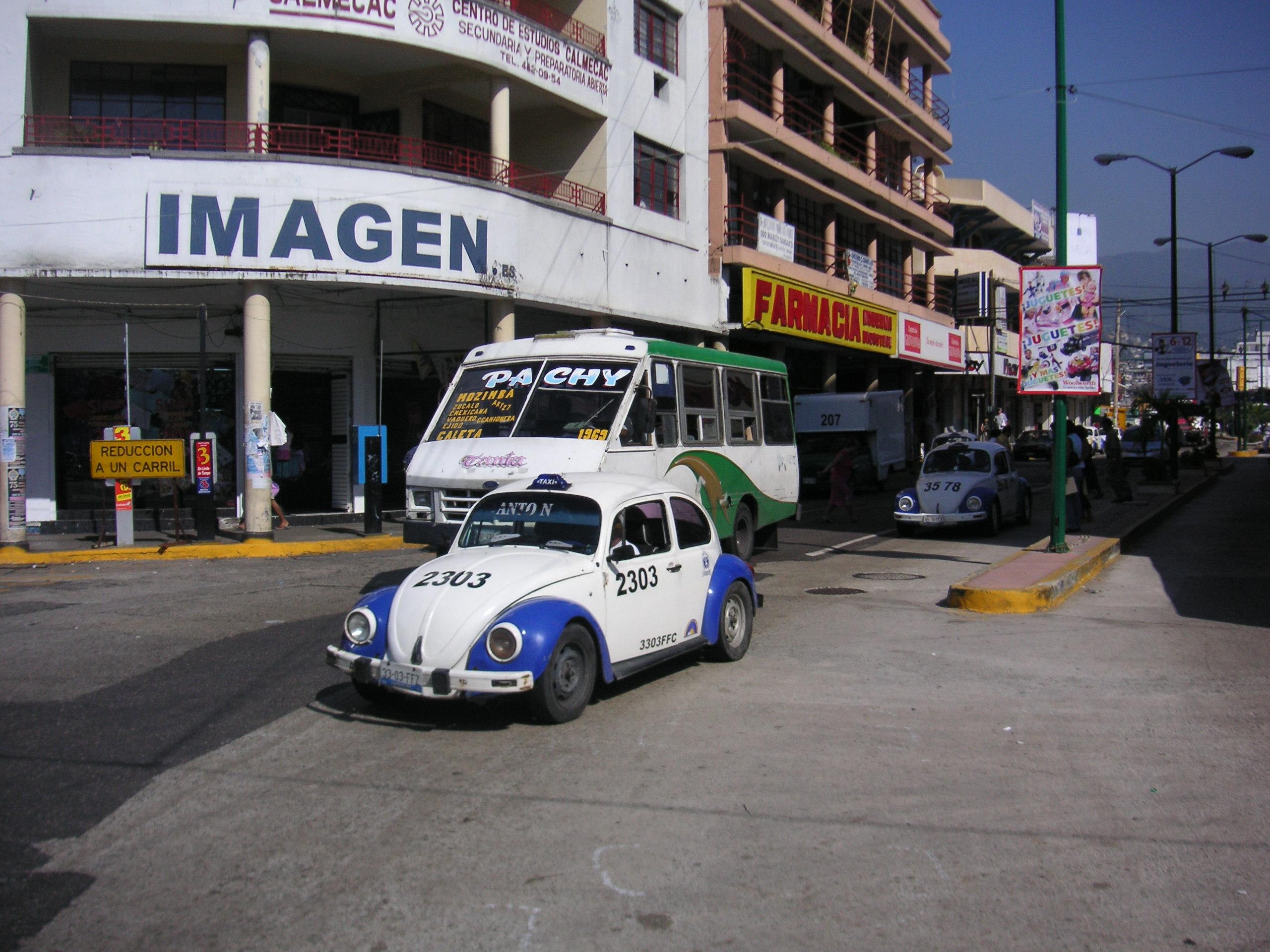 Mexiko Acapulco