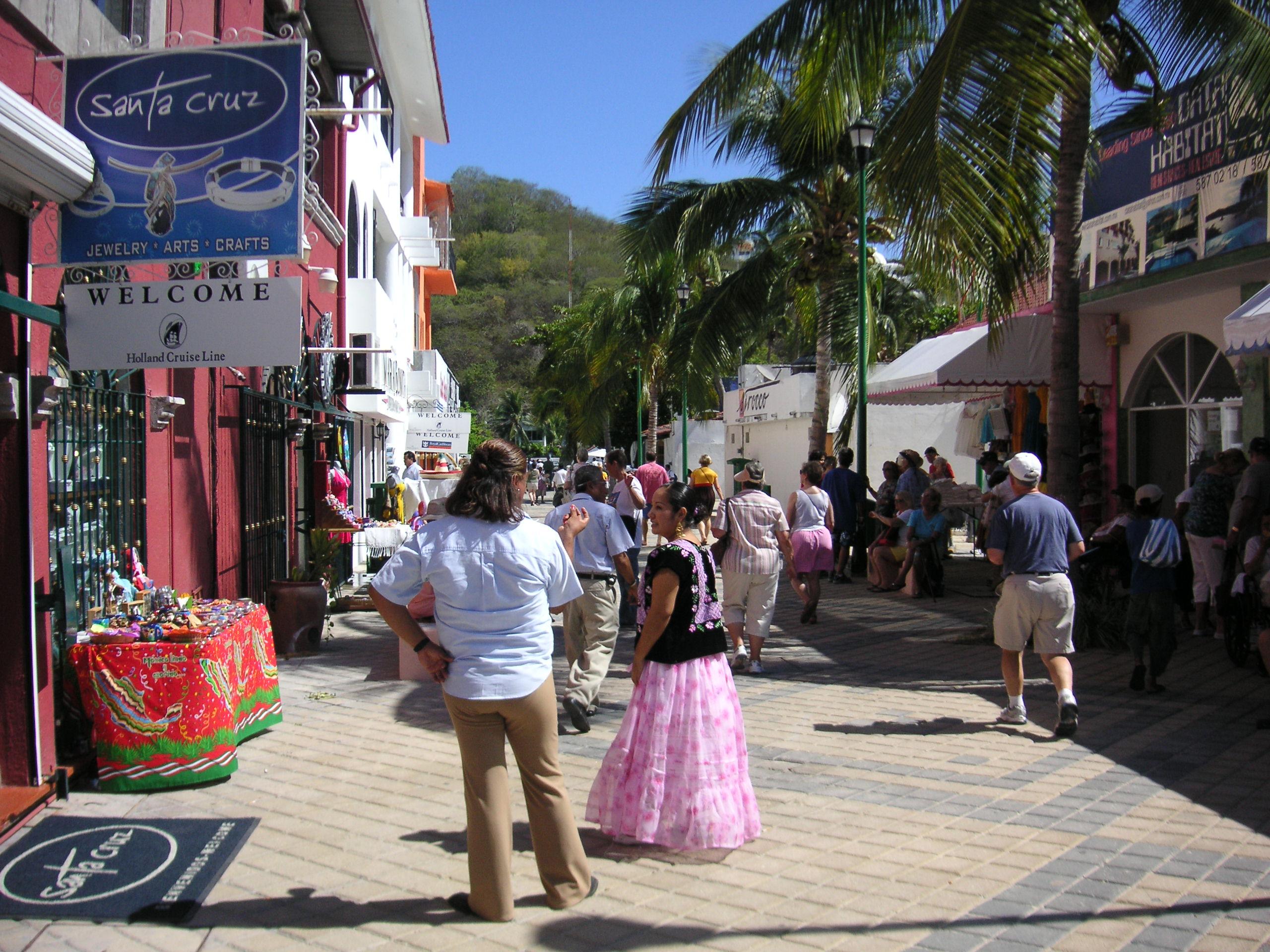 Mexiko Huatulco