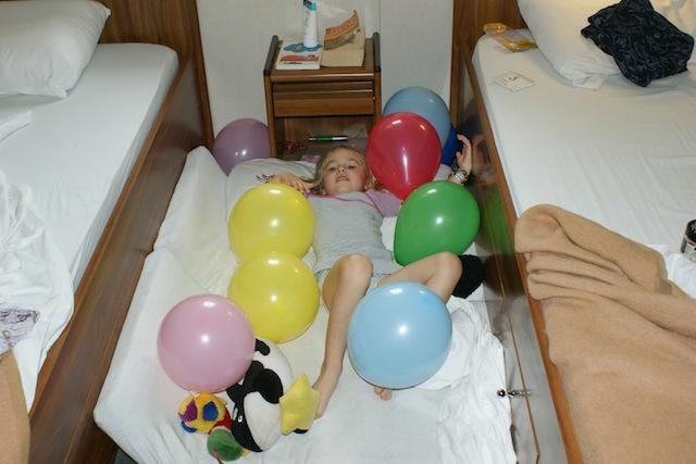 Unser Meitli hat Geburtstag