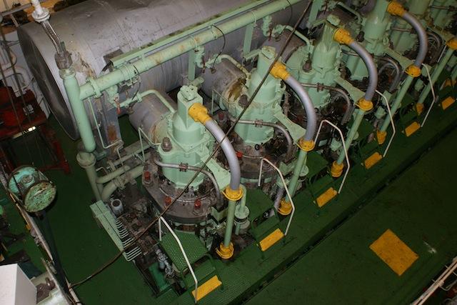 Sulzer Motor