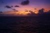 Stimmung über dem Atlantik