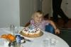 Geburtstagskuchen von Rocco, dem Küchenchef