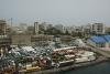 Hafen in Dakar