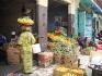 Buntes Treiben in Dakar Senegal