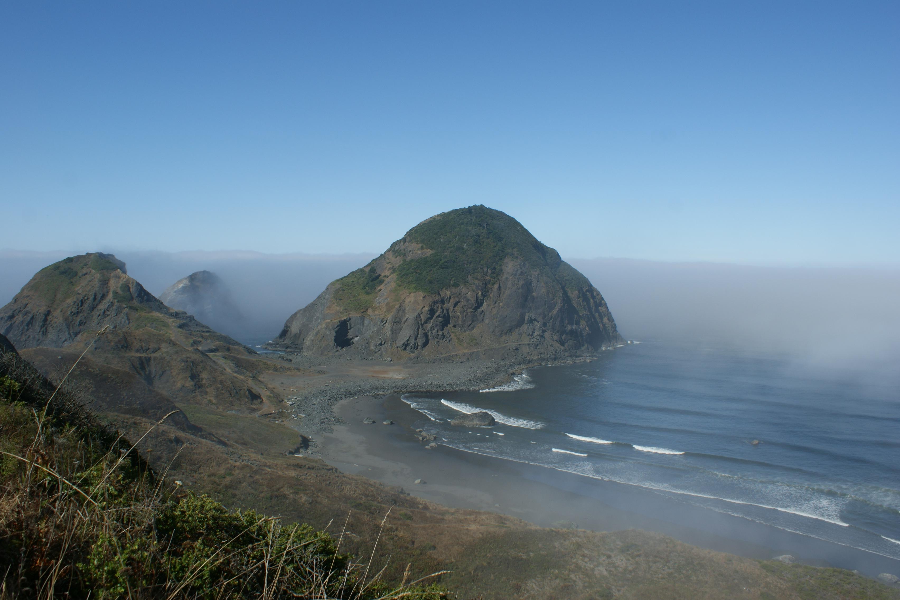 Oregon Küste