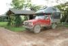 Campingplatz an der Lagune Ibera