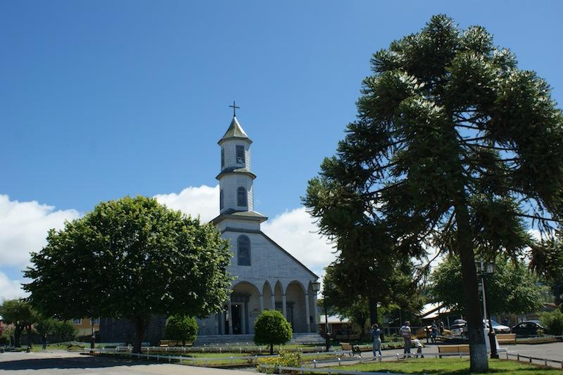 Dalcahue Chiloe