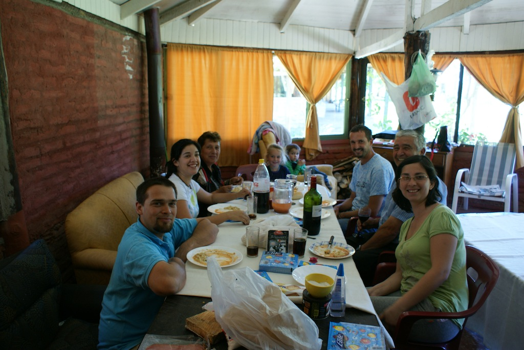 Camping Vilches